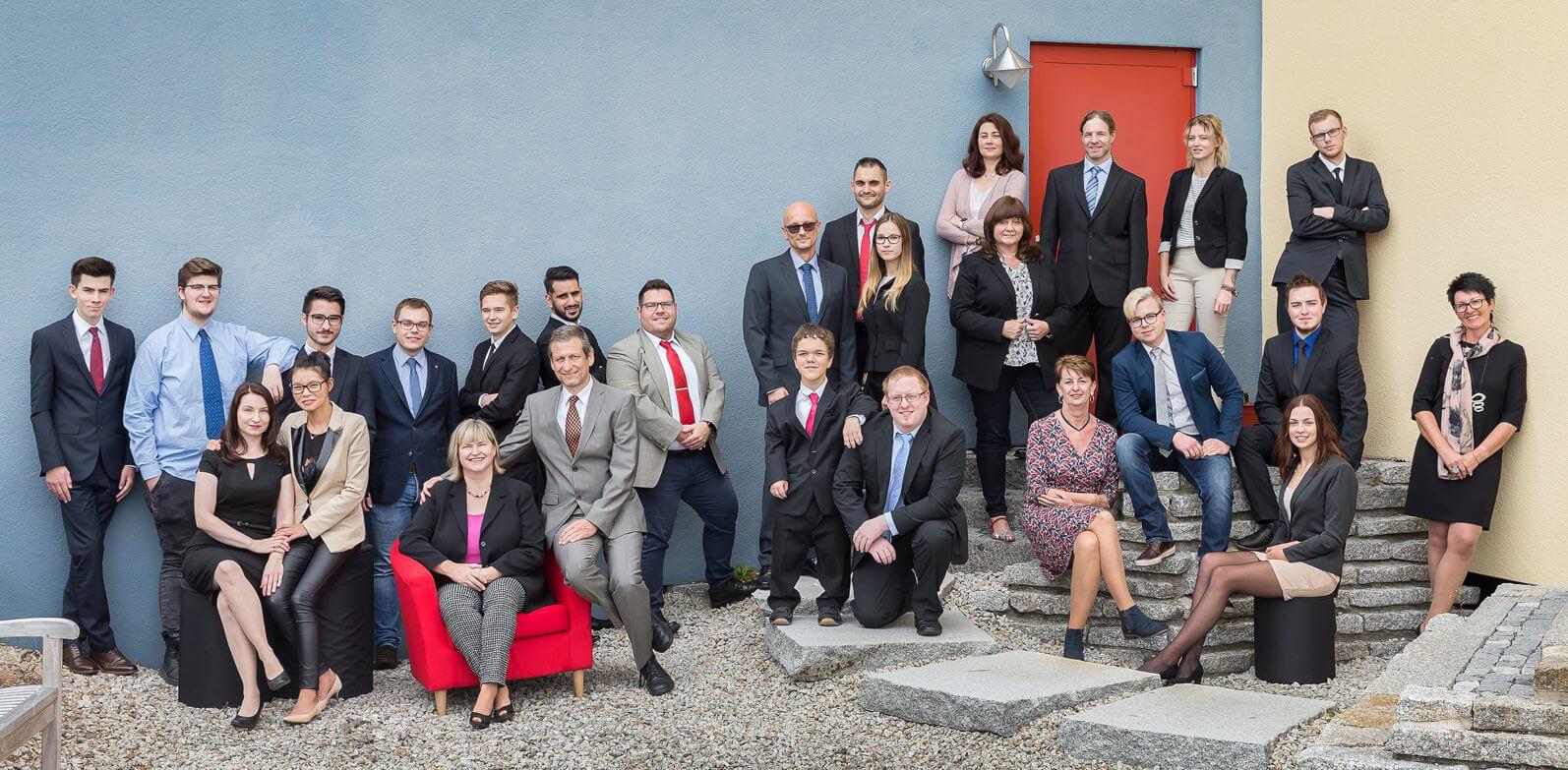 RapidMax Speichersdorf das Team